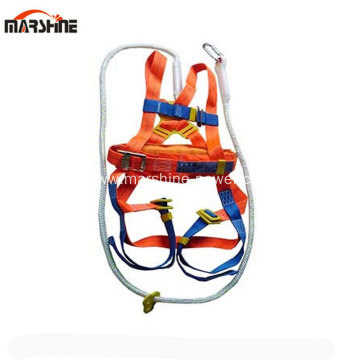 Adjustable Fall Protection Safety Harness