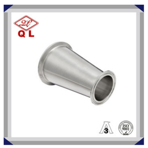 Sanitary Stainless Steel Clamped Concentric Reducer