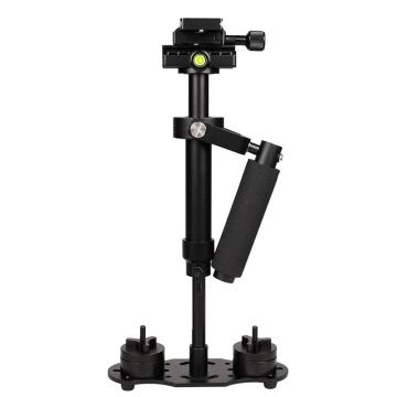 ALLOYSEED S40 Stabilizer 40cm Aluminum Alloy Photography Video Handheld Stabilizer For Steadycam Steadicam DSLR Camera Camcorder