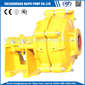 High Chrome medium duty slurry pumps