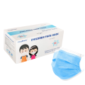 Kids 3 Ply Non-woven Fabric Disposable Face Mask