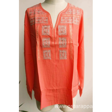Wholesale second-hand women's shirts in summer