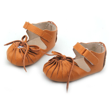 Quality Hot Selling Baby Leather Sandals Summer