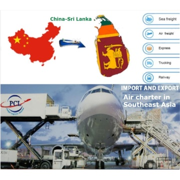 air freight shipping agent cost to Sri Lanka