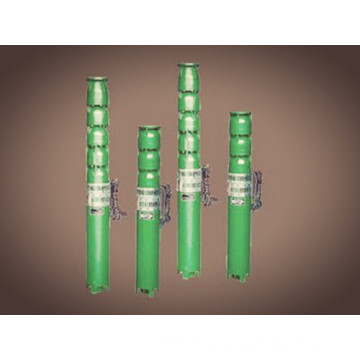 Single stage submersible pump