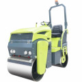 High efficiency HONDA engine 1000kg road roller