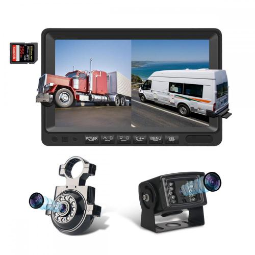 camera for car and display system digital