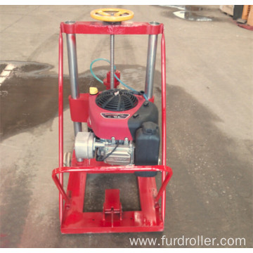 Work Steadily Portable Small Drilling Rig Machine for highway  FZK-20