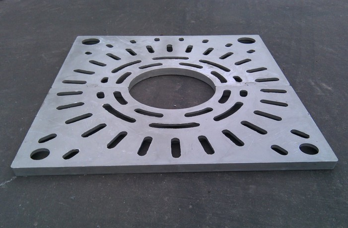 SMC Watertight Manhole Cover and Frame