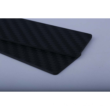 0.5mm twill weave carbon fiber laminate sheet