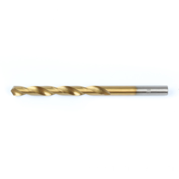 Taper Length Titanium Coated Twist Drill Bit