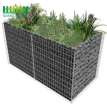 Hot sale Galvanized widely used gabion box