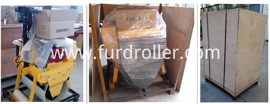 Small Road Roller Package