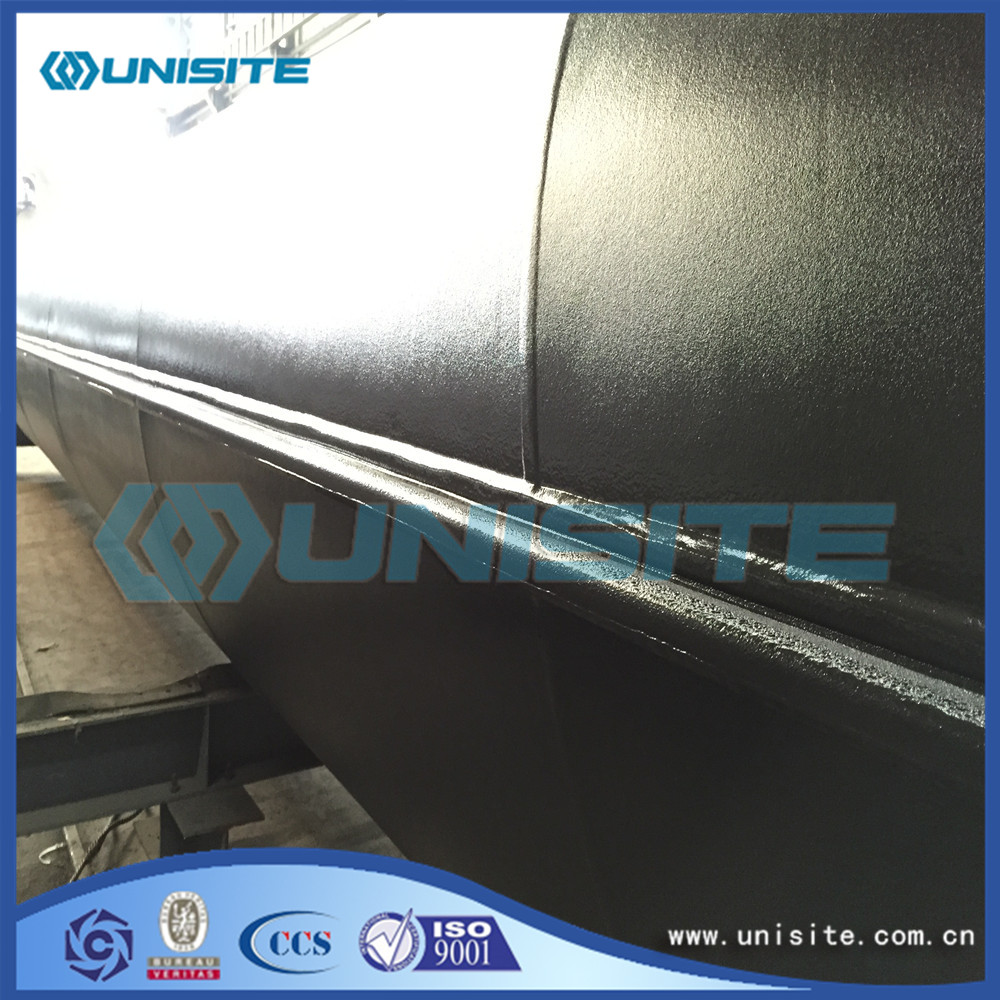 Marine Steel Pipes Spud