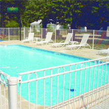 Swimming Pools Fence Used in Security Protection