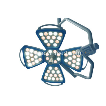 Shadowless led petal surgical light