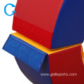 Child Soft Foam Ring Play Equipment Mat