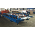 Metal Glazed Roof Tile Roll Forming Machine