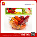 Slide Zipper Bag for Fruit and Vegetable Packaging