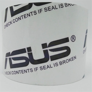 company custom printed carton sealing tape