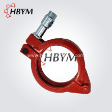 Concrete Pump Spare Parts Forged Bolt Clamp Coupling