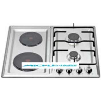 4 Burners Built-In Gas Hob