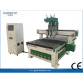 Three Heads CNC Router Machine