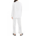 Long Sleeve 19Momme Mulberry Silk Sleepwear Pajamas Set