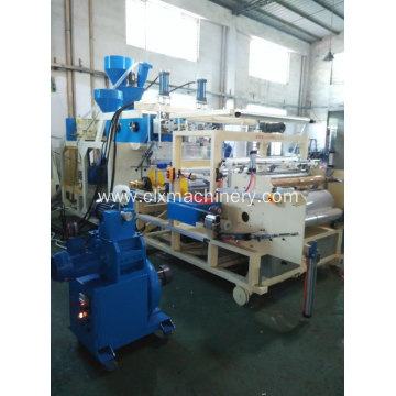 1000MM Two Screws PE Stretch Film Machinery