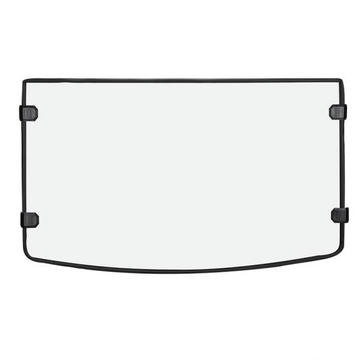 Custom windshield panel clear plastic polycarbonate panel
