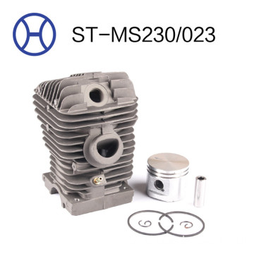 MS230/023 chainsaw spart parts cylinder piston kits