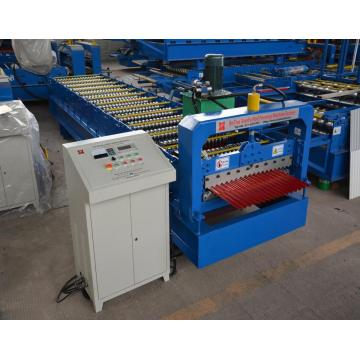 tile corrugated sheet roll forming machine