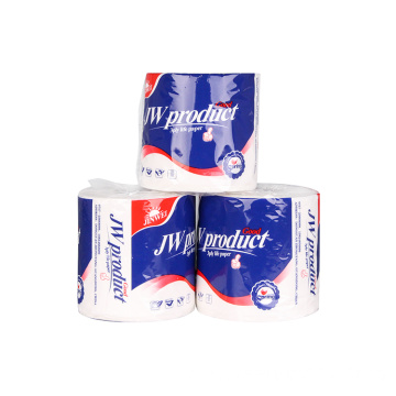 Virgin wood pulp strong and soft toilet paper