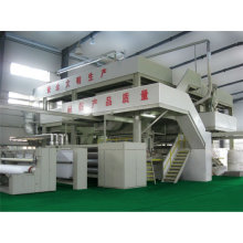 polypropylene spunbond nonwoven fabric making machine for single beam