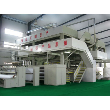 spunbonded pp nonwoven machine