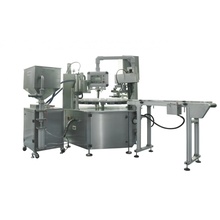 AutomaticFilling and capping machine
