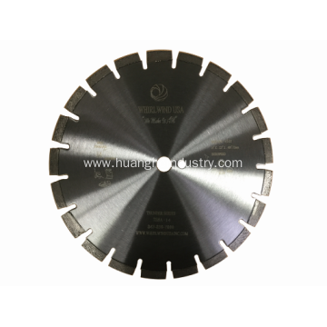 Thunder Series - Concrete/Asphalt Dry Cutting Diamond Blade