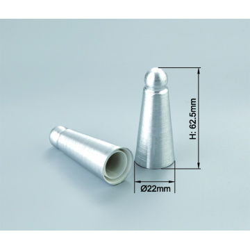 Direct sale aluminum perfume spray cap Fea20