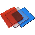 Outdoor roofing color board polycarboante sheet