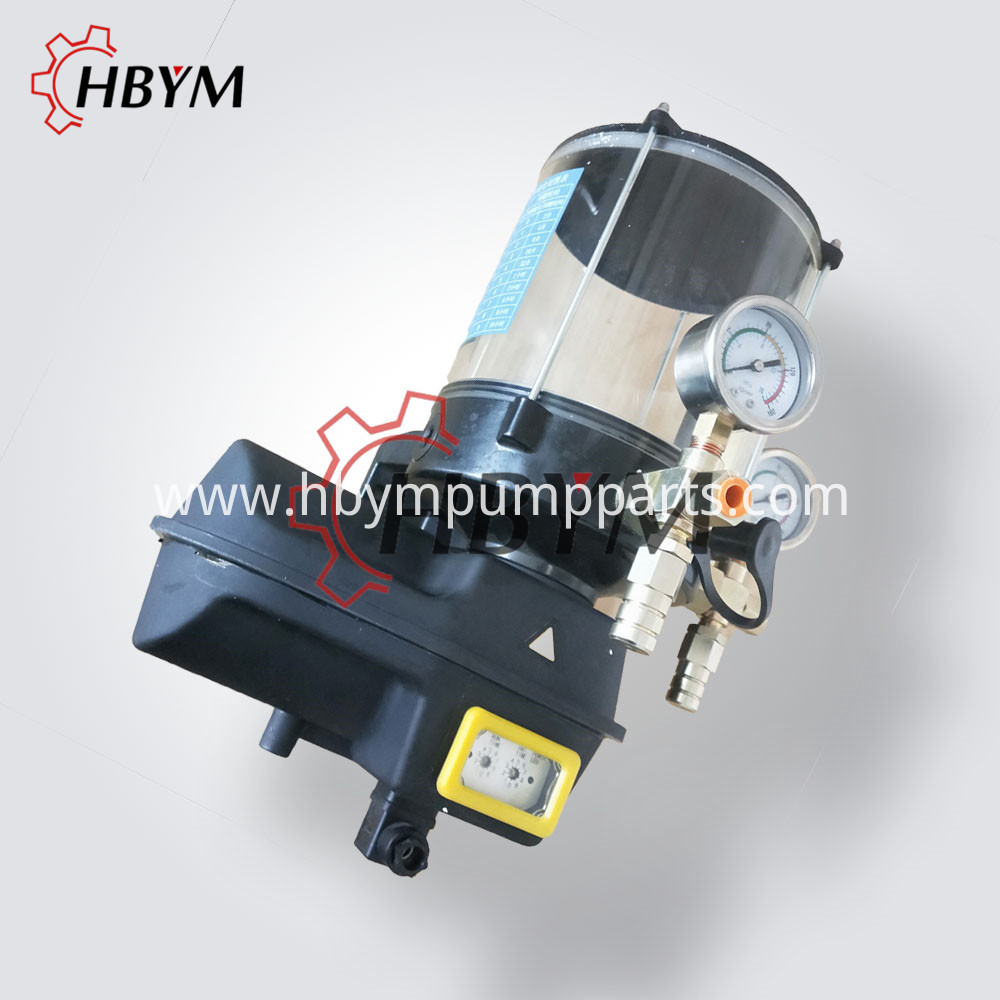 Electric Grease Pump 5
