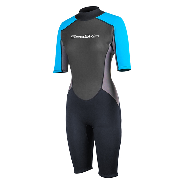 Womens Shorty Wetsuits