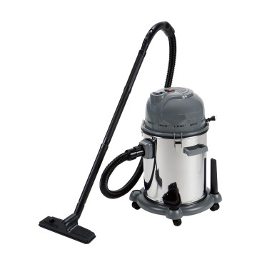 wet and dry gray vacuum cleaner