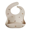 Custom Printing Silicone Baby Infants Bibs