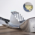 stainless steel garlic press garlic crusher ginger mincer