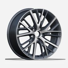 Custom Lexus Replica Wheel 19 Inch Black