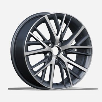 New Design Lexus Replica Rim Matte Black