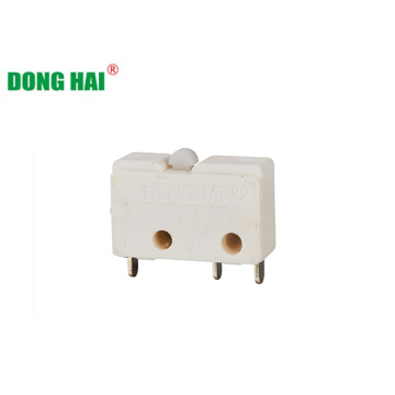 Electric Basic Miniature Micro Switch White