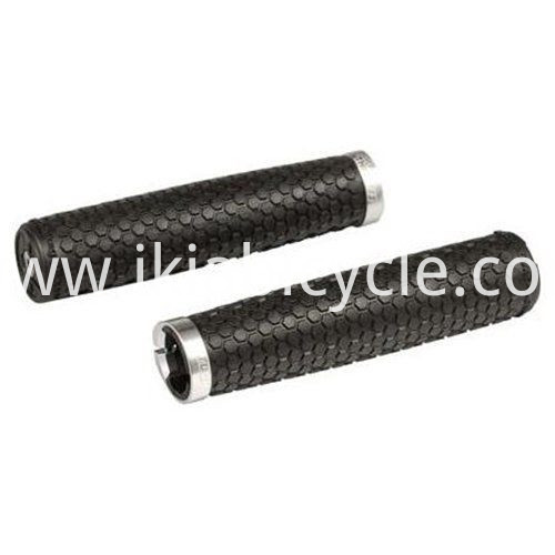 Black Bicycle Handle Grip
