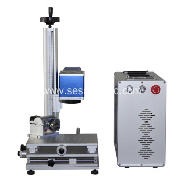 Easy Operation Fiber Laser Marking Machine for Metal