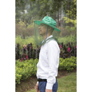 Full Cover Face Protect Mosquito Head Net